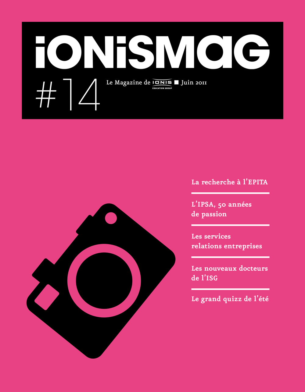 IONIS MAG 14