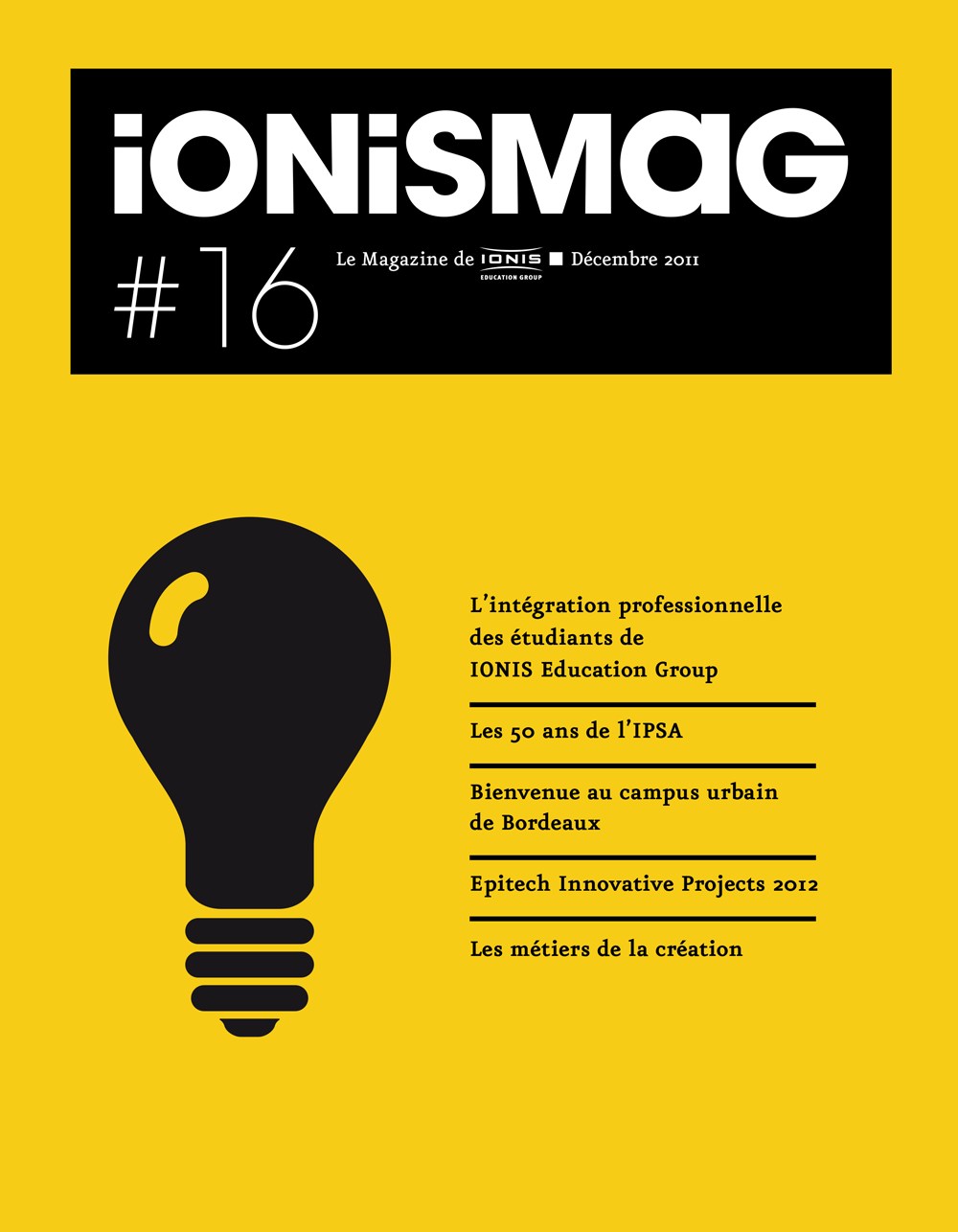 IONIS MAG 16