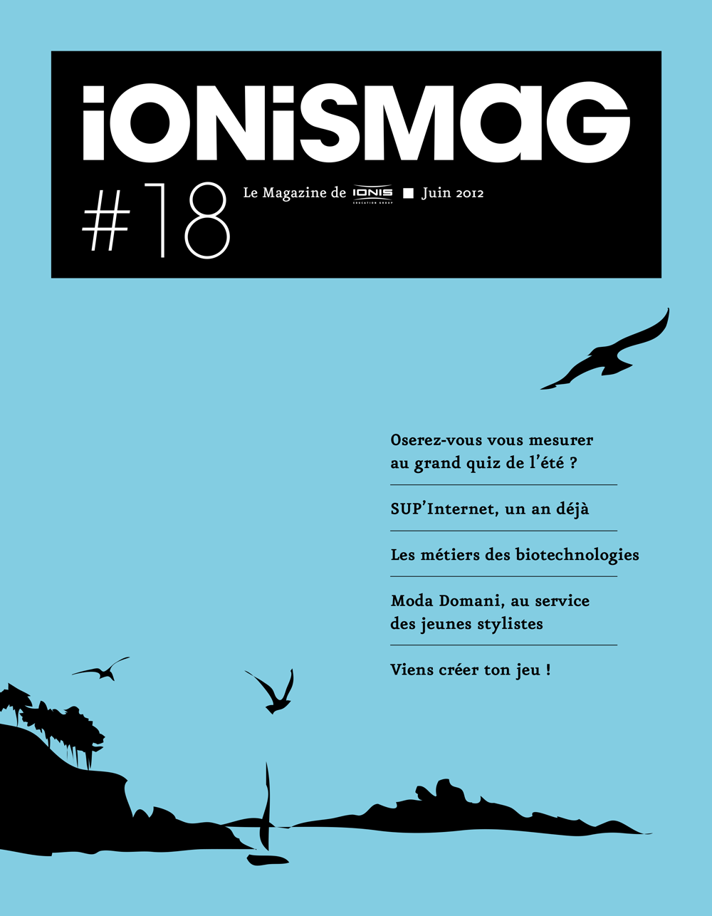 IONIS MAG 18