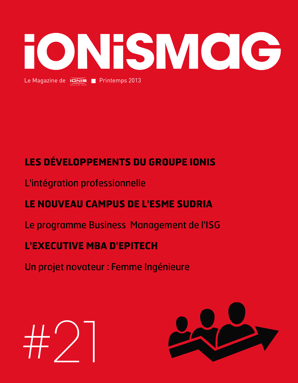 IONIS MAG 21