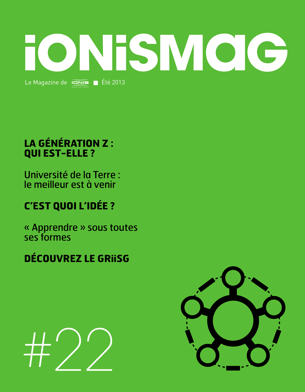 IONIS MAG 22