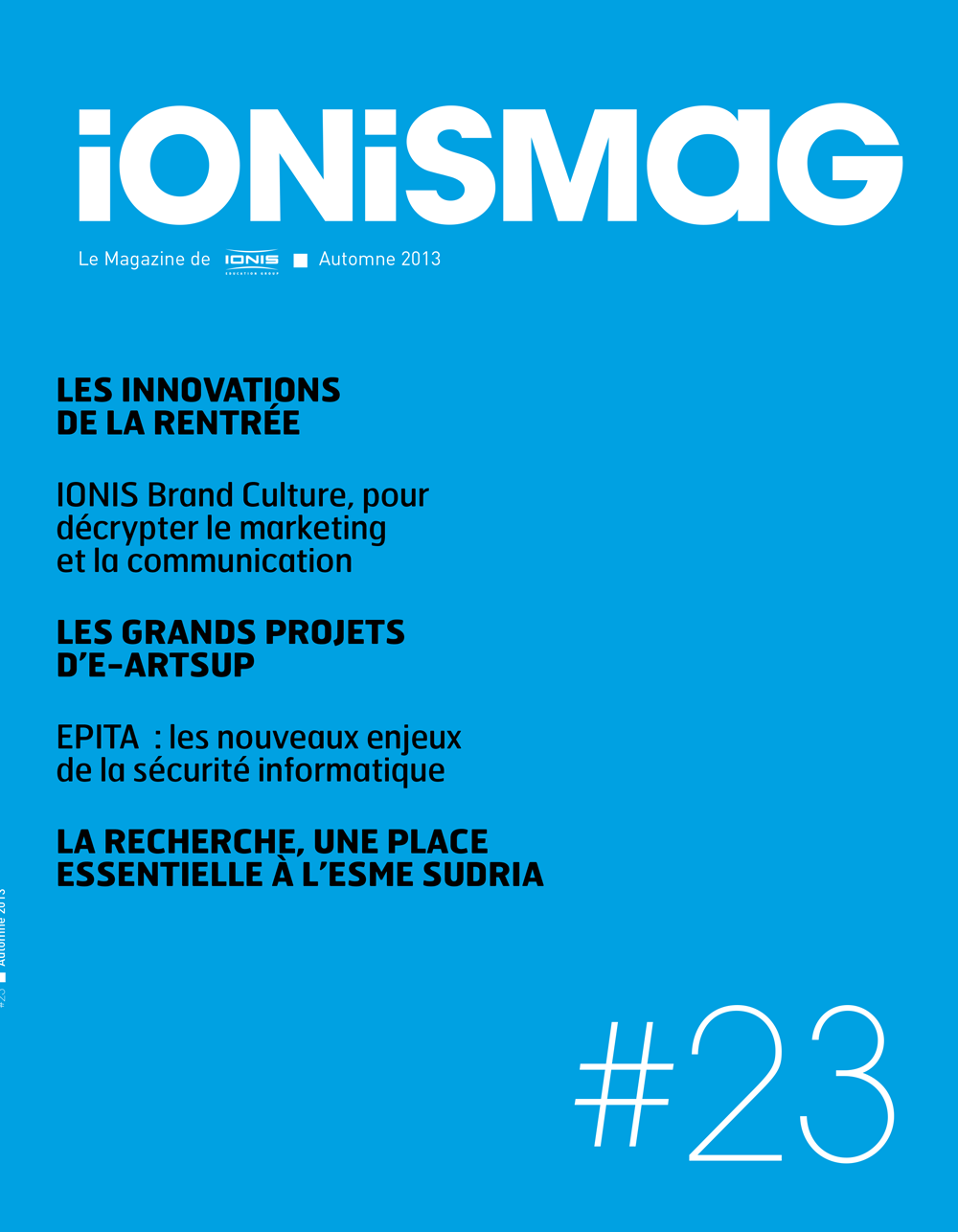 IONIS MAG 23
