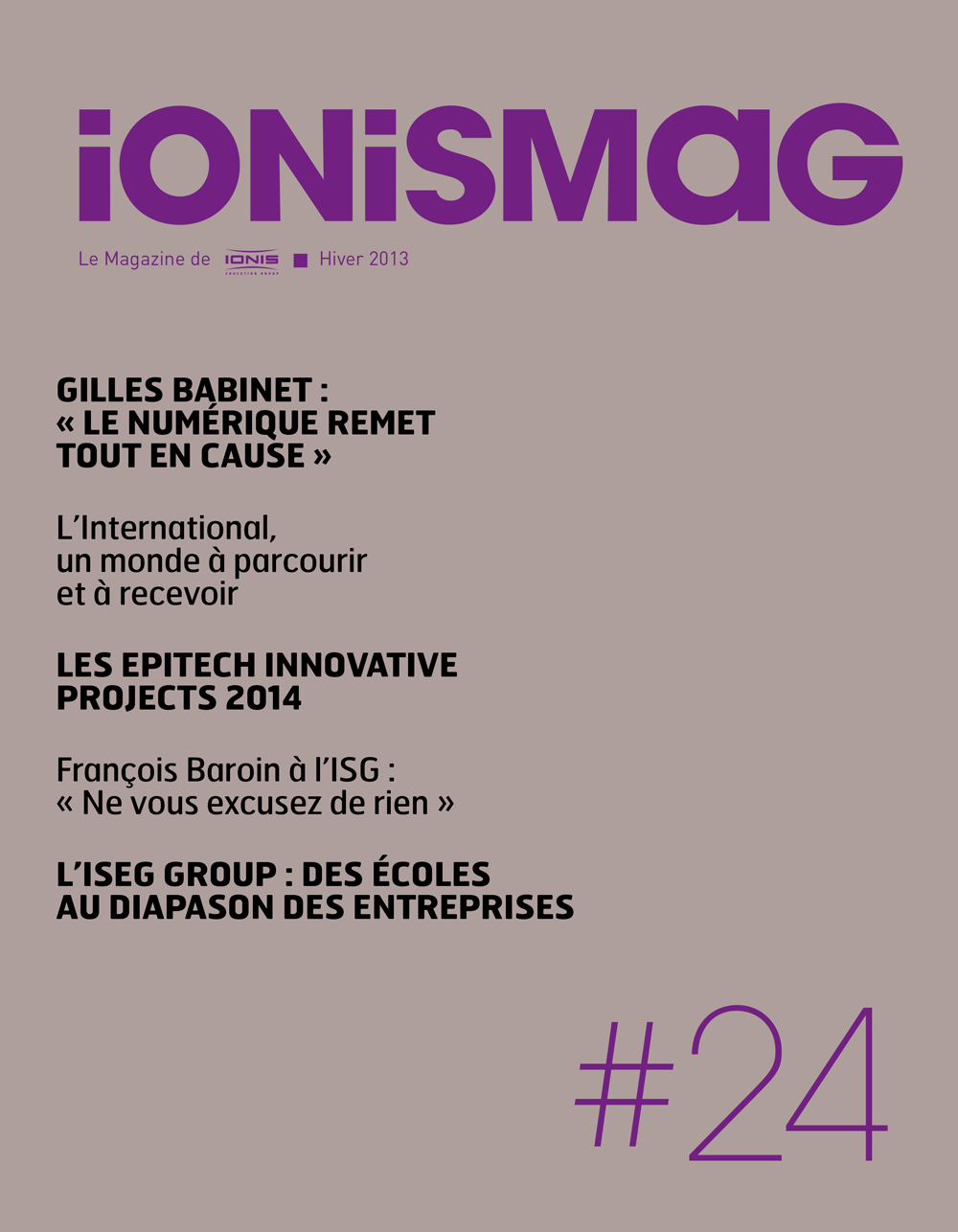 IONIS MAG 24