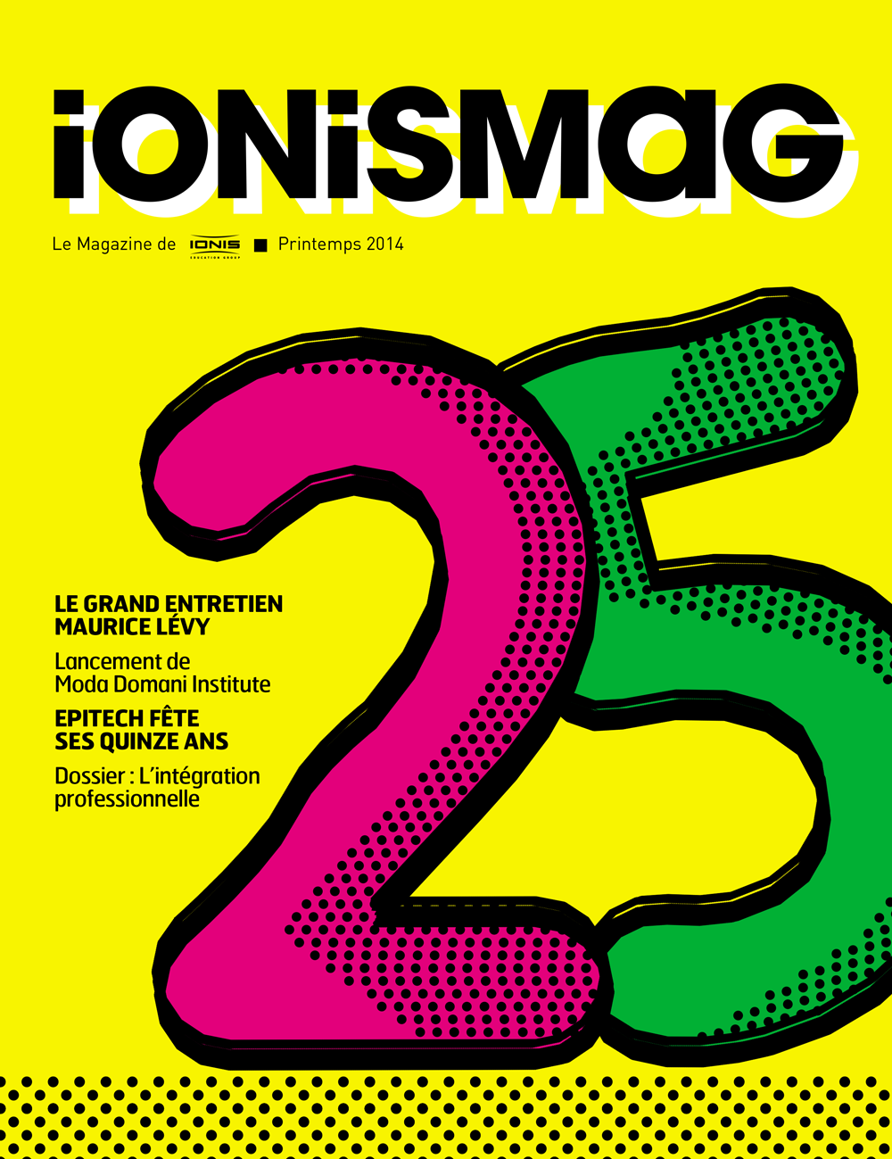 IONIS MAG 25