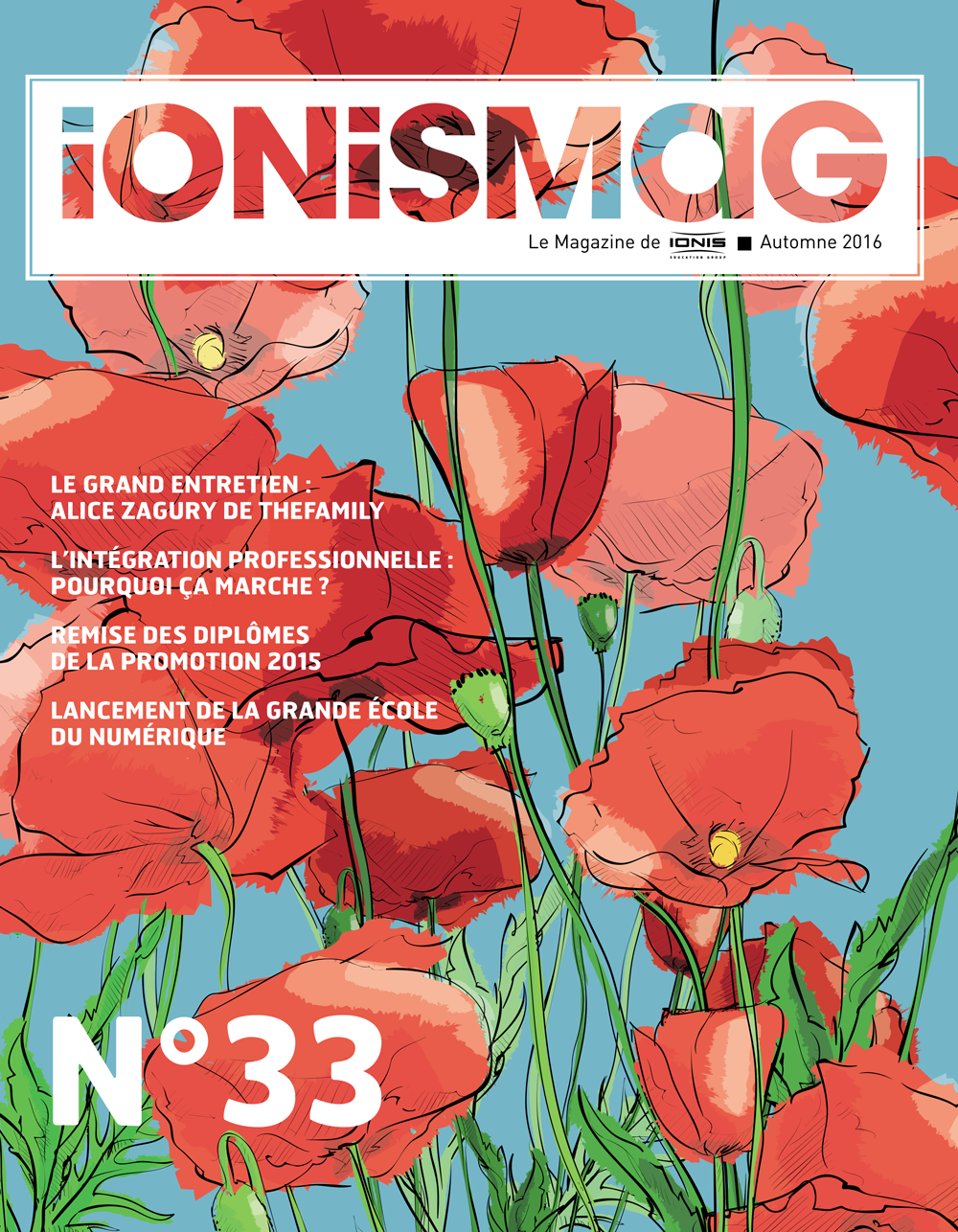 IONIS MAG 33